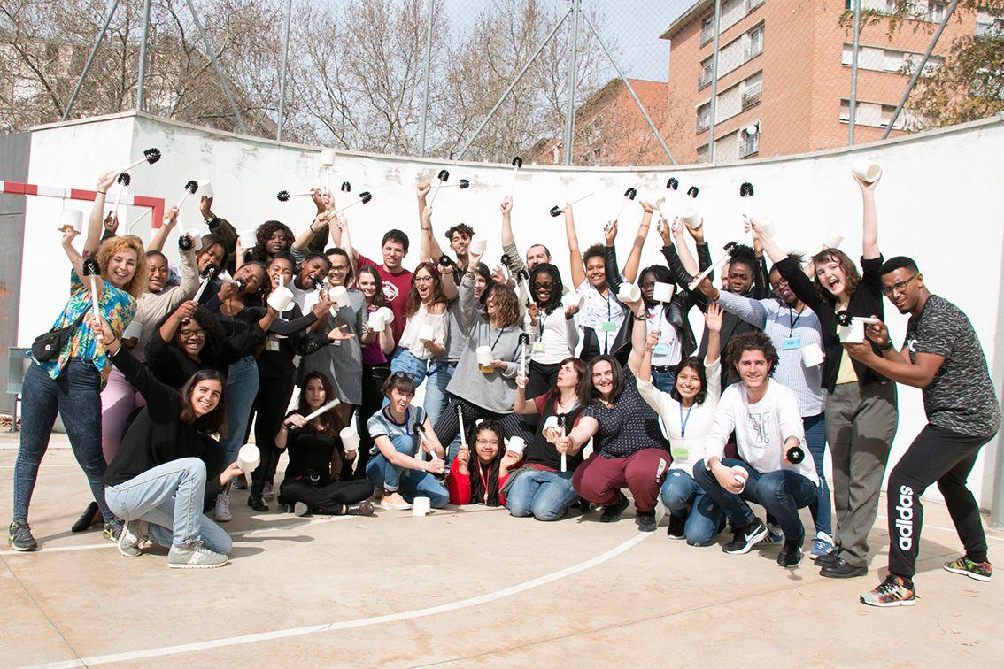 Erasmus Youth Exchange_Lab Proyectos