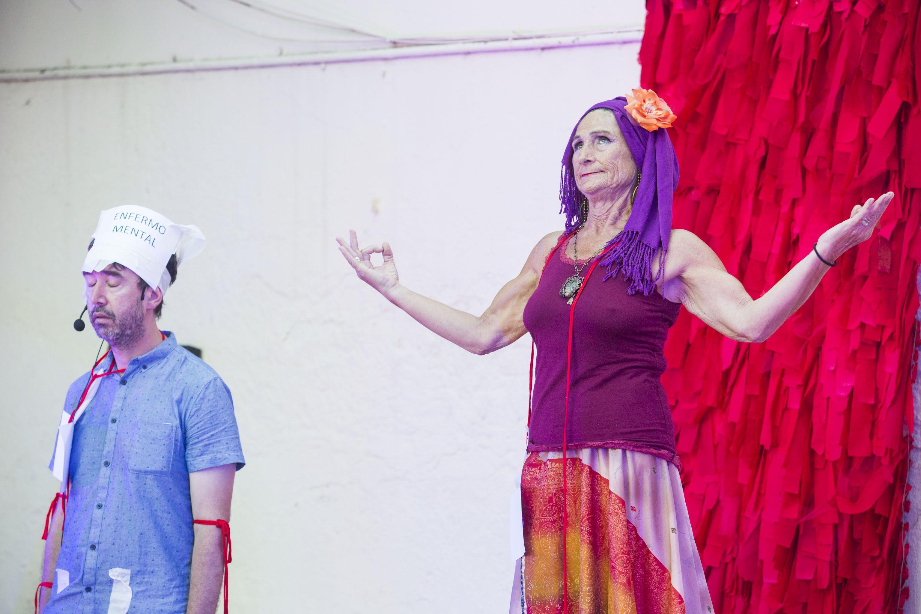 Grupos TO - Teatro para otras realidades posibles