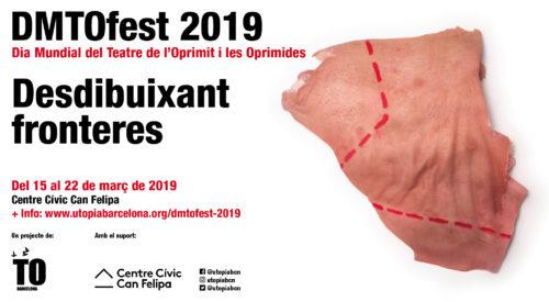 Dia Mundial del Teatro del Oprimido - DMTOfest2019